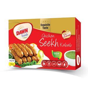Chicken Seekh Kabab (Value Pack)