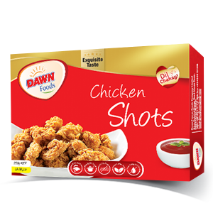 Chicken Shots (Regular Pack)